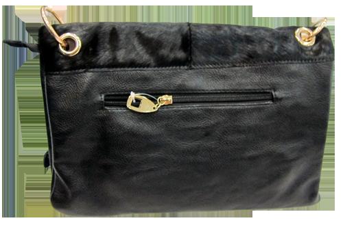 """Мех - натуральный пони.  Ручка на цепочке под  """"золото """".  Меховая сумочка - идеальный вариант для холодной зимы.  2850."""